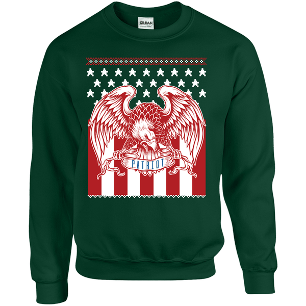 Patriot Ugly Christmas Sweater