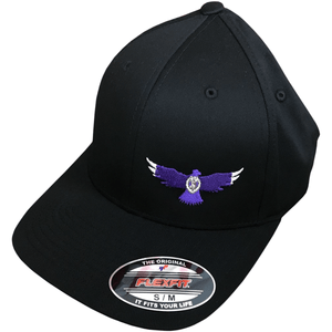Purple Heart Eagle Hat - Discontinued