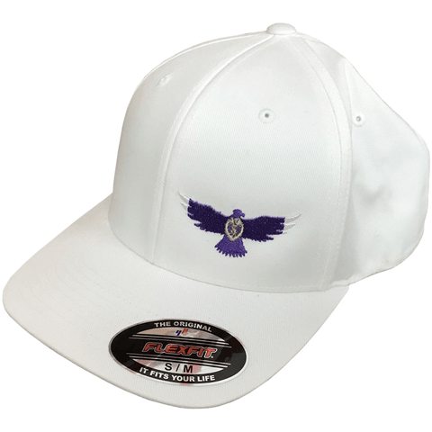 Image of Purple Heart Eagle Hat - Discontinued