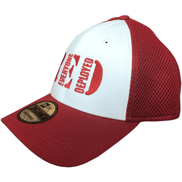 R.E.D. Stretch Mesh Adjustable Hat - Discontinued