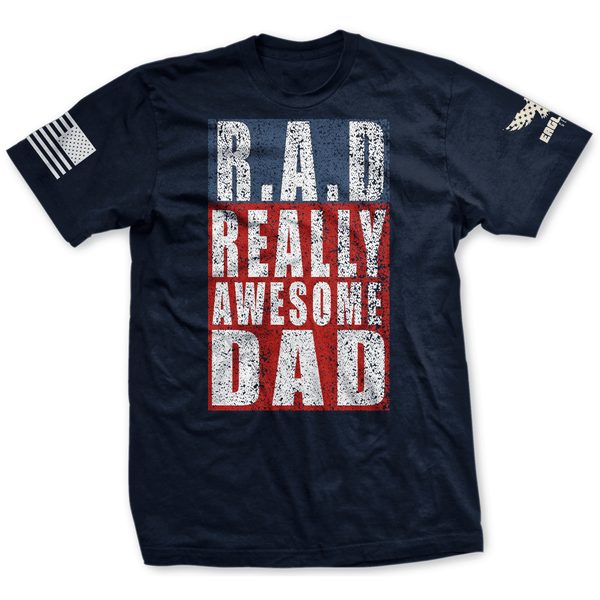 Really Awesome Dad Tee