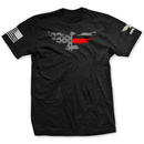Red Line Eagle Tee - Limited