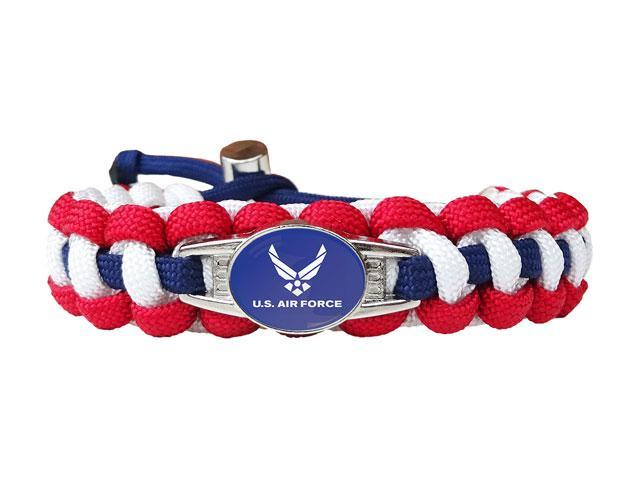 Air Force Paracord Survival Bracelet