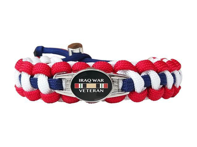 Iraq War Veteran Paracord Bracelet