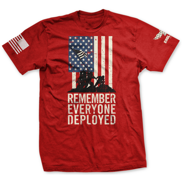 Remember Everyone Deployed - Limited