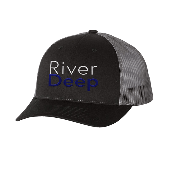 River Deep Low Profile Trucker Cap