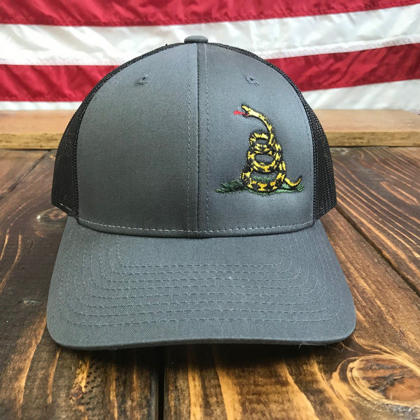 Richardson Low Profile Hat Don't Tread On Me - Discontinued