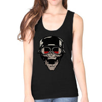 Riding Death Women's Tank Top