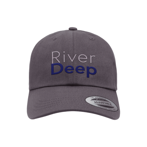 River Deep Low Profile Cotton Twill Dad Hat
