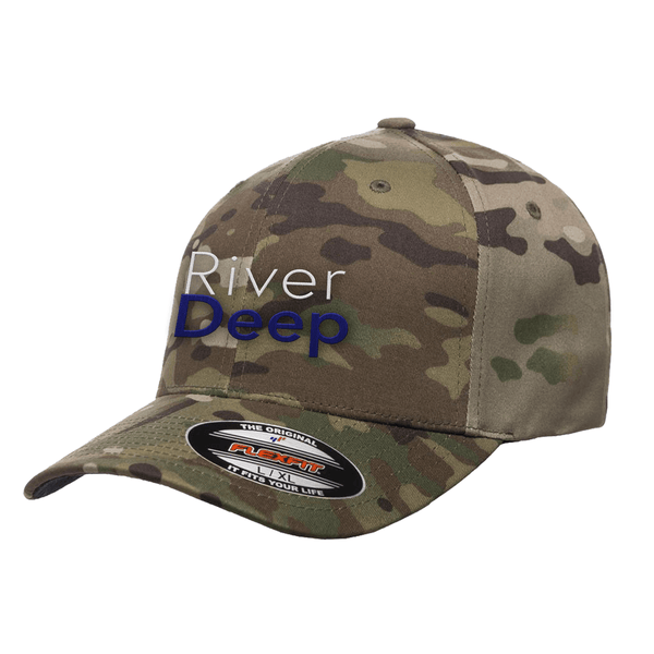 River Deep Multicam Cap