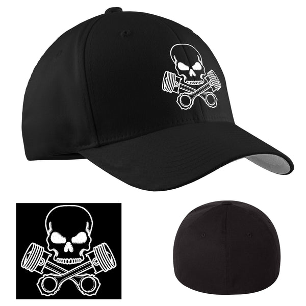 Skull and Tools Cap
