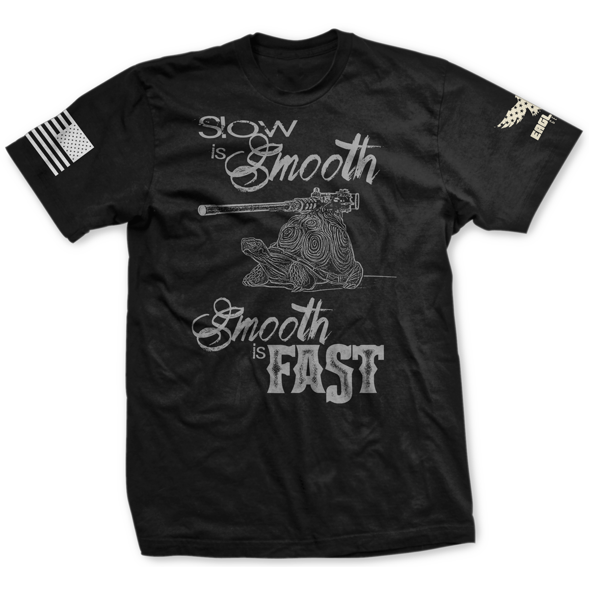Slow Is Smooth Tee
