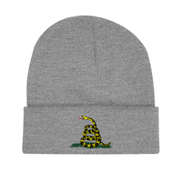 Don't Tread on this Folded Beanie