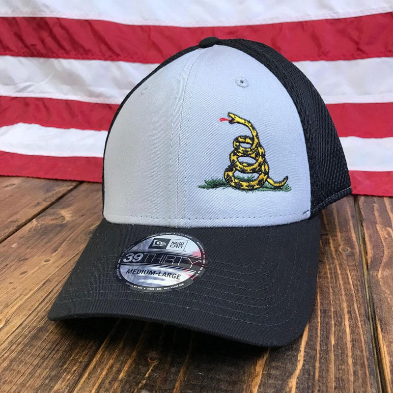 Don't Tread On Me Stretch Mesh New Era Hat