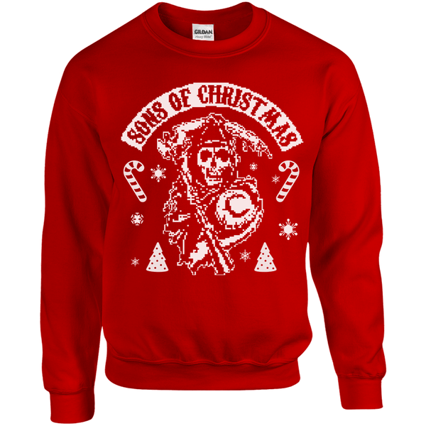 Sons of Christmas Sweater