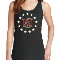 Women's Threeper Tee or Tank