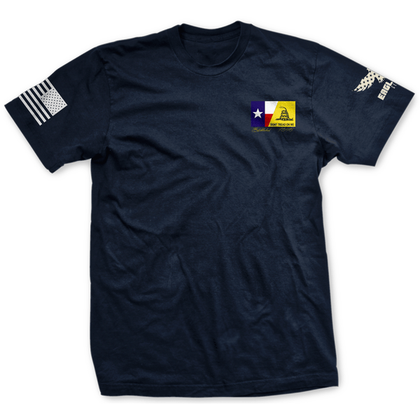 Texas Don't Tread On Me Tee