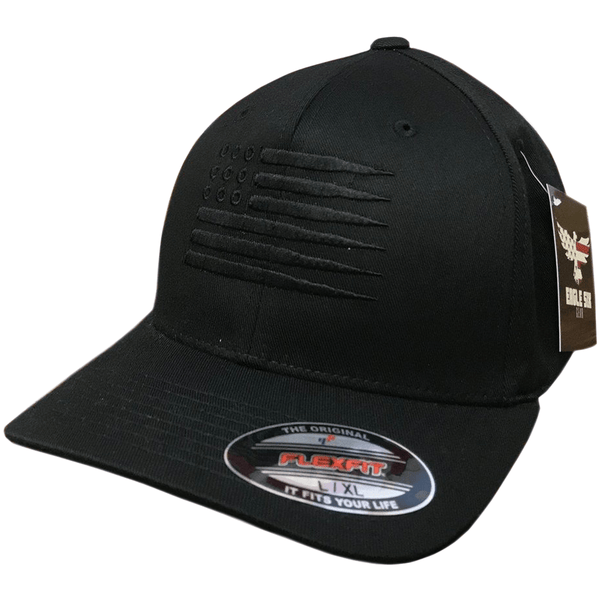 The Blackout Bullet Flag Hat