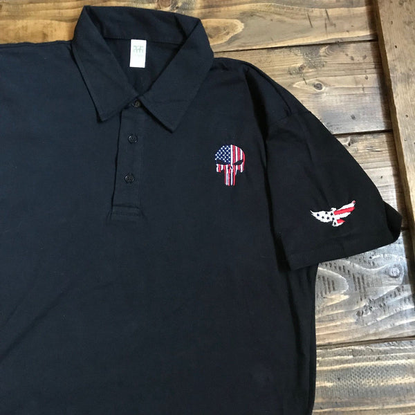 The Fearless Patriot American Made Polo