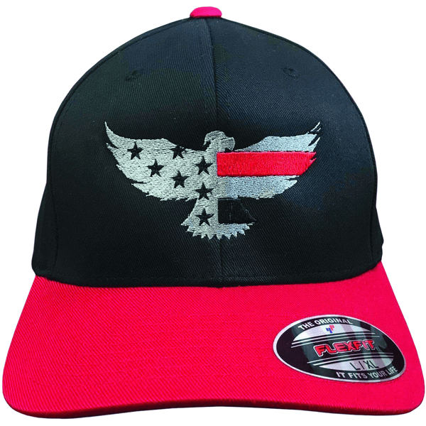The Fire Eagle Flex Fit Hat - Discontinued