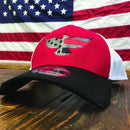The Fire Eagle Vintage Mesh Hat - Discontinued