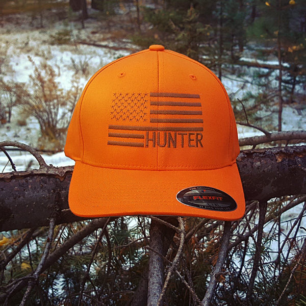 The Hunter Flag Cap