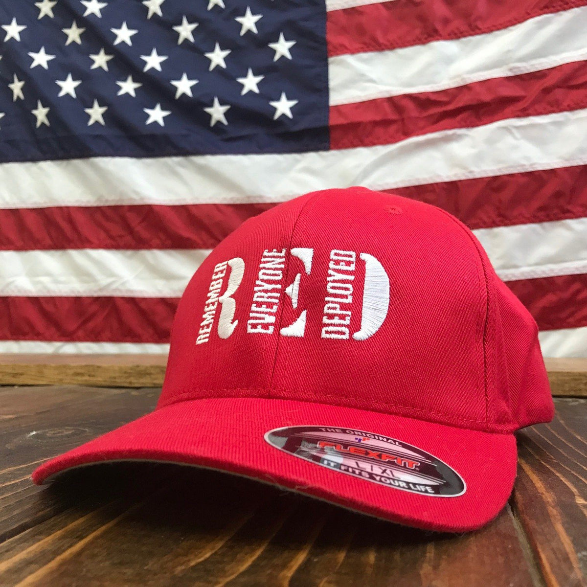 The Remember Everyone Deployed Hat