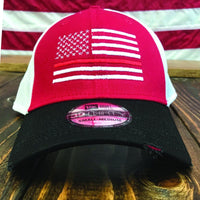 The Thin Red Line Vintage Mesh Hat