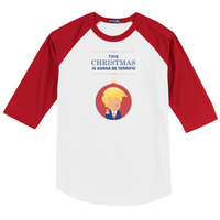 Terrific Christmas Sport-Tek® Colorblock Raglan Jersey