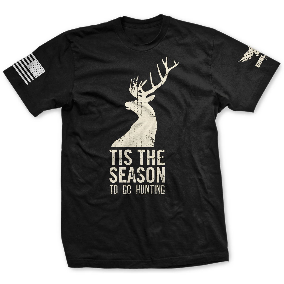 Tis The Season Hunting Tee