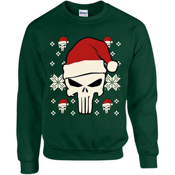 Fearless Patriot Themed Ugly Christmas Sweater