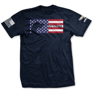 Veteran Flag USA Tee Limited