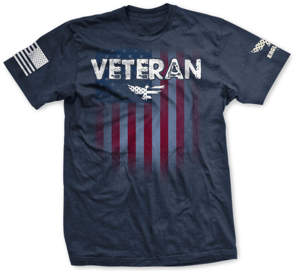 Veterans Day 2018 Tee - 100% American Made