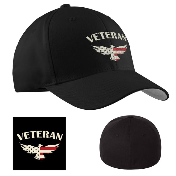 Veteran's Eagle Cap