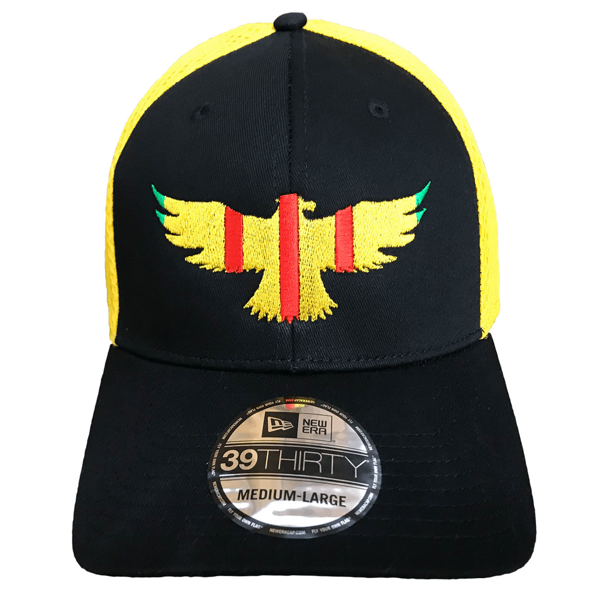 Vietnam Ribbon Military Eagle Stretch Mesh New Era Hat