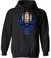 Virginia Fearless Patriot Skull Hoodie