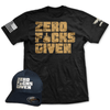 Zero F*ck's Given Tee and Hat Combo