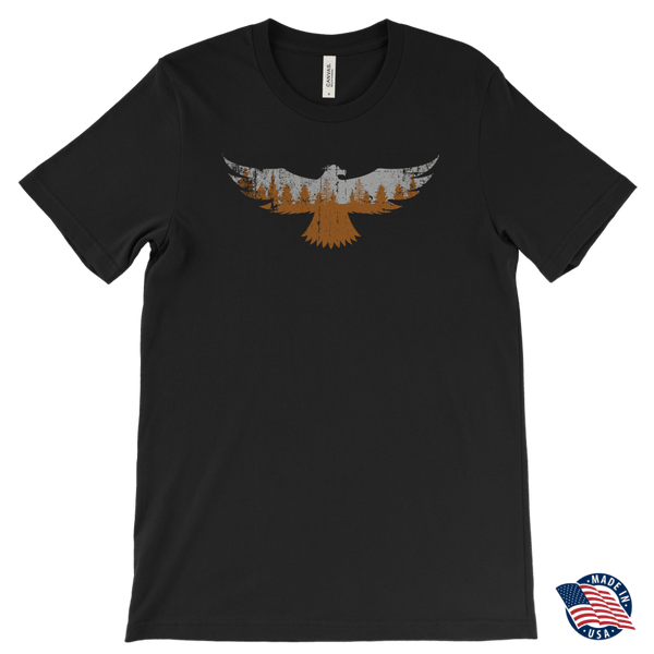 Apex Predator - The Forest Eagle Men's Tee