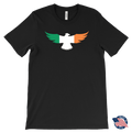 Irish Flag Eagle Shirt