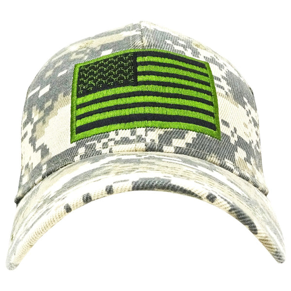 Victory Service Dogs Flag Patch Cap