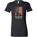 Try Stepping On This One Women's T-Shirt