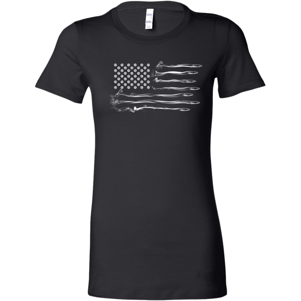 Bullet Flag Women's T-Shirt