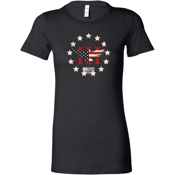 Eagle Threeper Ladies Tee