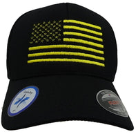 American Flag Cool & Dry Flex Fit Cap
