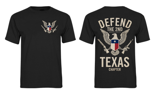 Defend the Second Texas Chapter