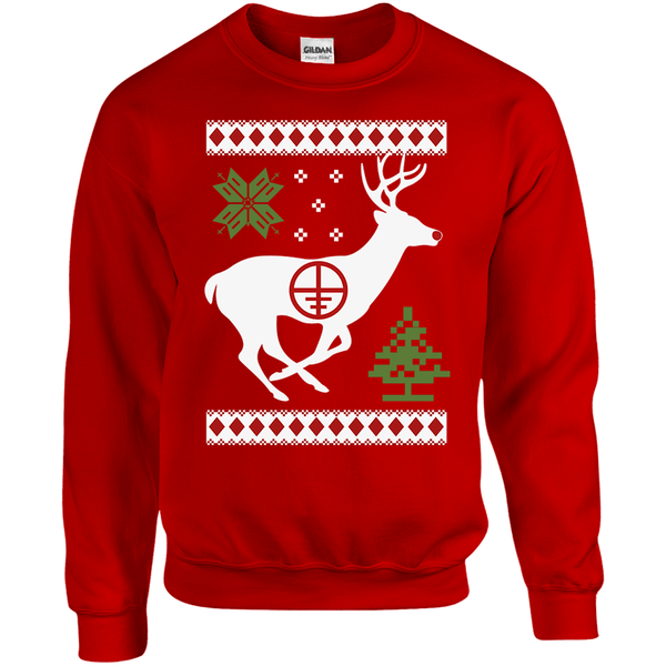 Ugly Hunting Sweater