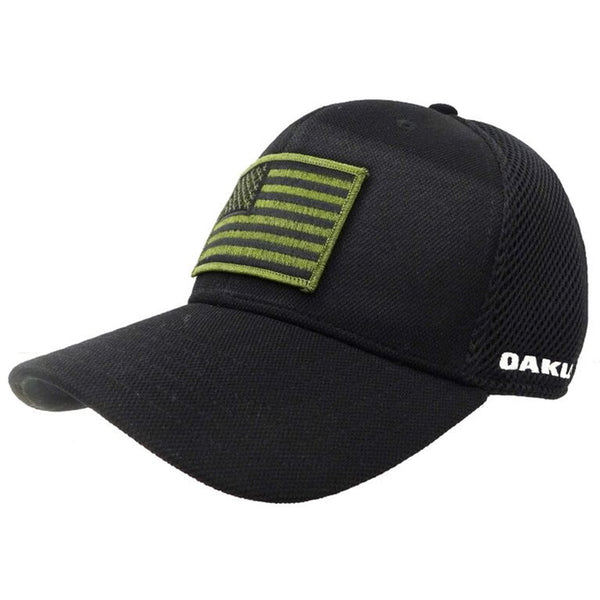 Oakley Subdued Flag Patch Driver Cap