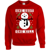 One Shot One Kill Ugly Christmas Sweater
