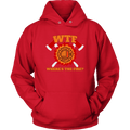Where's the Fire (WTF) Firefighter Unisex Hoodie