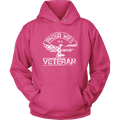 Proud Wife of a Veteran Unisex Hoodie